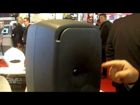 ISE 2015: Genelec Shows 8351 Acoustically Coaxial SAM System