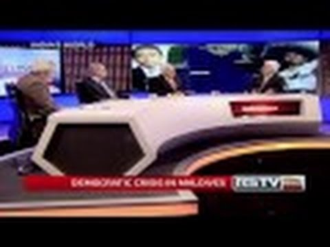 India's World - Democratic Crisis in Maldives