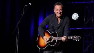 Bruce Springsteen releases anti-Trump protest song