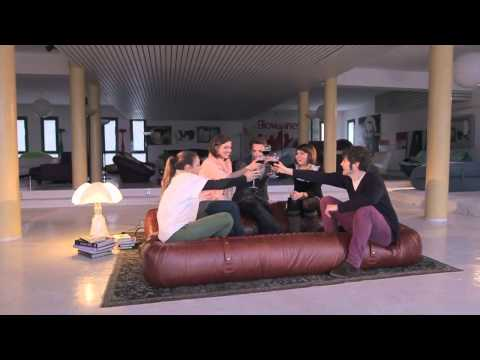 Anfibio, the sofa, the bed, the cult