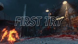Blood of the Dead - First Try (Call of Duty Black Ops 4 Zombies)