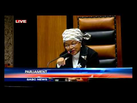 Julius Malema recognises Ndlozi in paliament