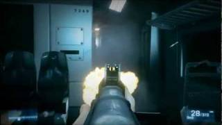Battlefield 3 PC Single Player Gameplay GTX 560 (First Mission)