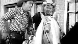 Roy Rogers Show OUTLAWS TOWN complete show