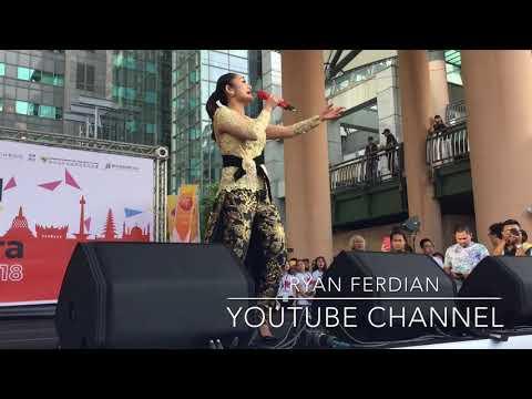 Heboh Lagu Bara Bere Siti Badriyah Live In Taiwan