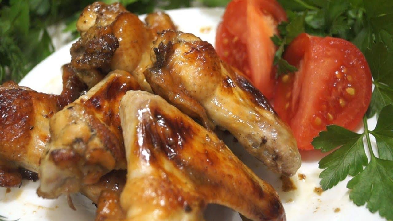 Курица в духовке с медом рецепты пошагово