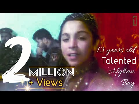 Afghan Boy singing in hotel 1st 4u by Torialai Waziry