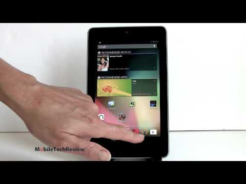 Google Nexus 7 Review