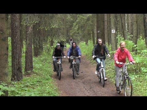 Turystyka Rowerowa W Wigierskim Parku Narodowym. Z Gawrych Rudy Nad Muliczne