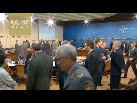 NATO to provide Ukraine logistics, medical funds