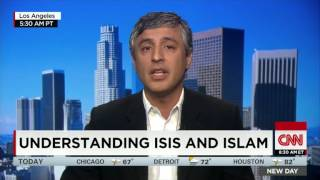 Reza Aslan Talks About Islam @CNN