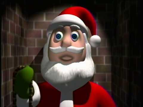 Ella Fitzgerald - Santa Claus Got Stuck in My Chimney