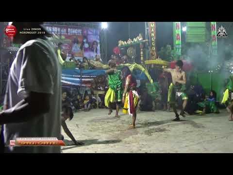 TRESNO KEPENGGAK MOROTUO (Cover Jaranan) Voc Bu YAYUK == New SABDO MANGGOLO Live DINGIN 2018