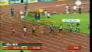 2006 IAAF World Junior Championships Men's 100m Final