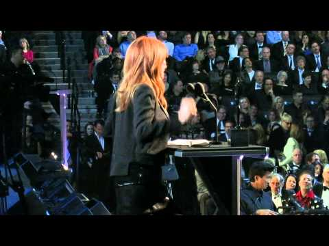 Patti Scialfa speech, Rock and Roll Hall of Fame 2014 4/11/14
