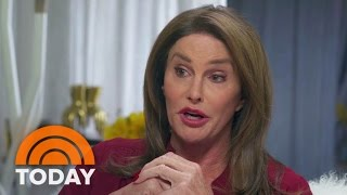 Caitlyn Jenner On Dating Men: 'It Would Be Nice To Kind Of Share Your Life' | TODAY