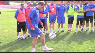 St. Johnstone Skill School - Wotherspoon v Hasselbaink