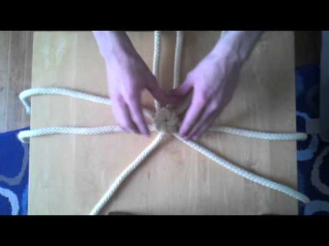 How to Make Fire Poi - Inferno Knot Tying Tutorial