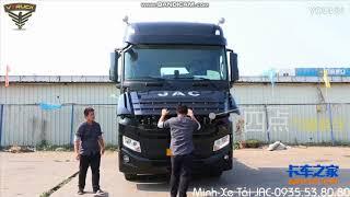 JAC K7  Có xứng danh xe tải nặng số 1 TQ ? #1