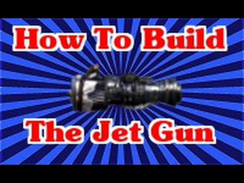 Black Ops 2: How to Build Jet Gun (TranZit Zombies)