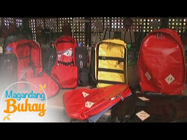 """Magandang Buhay: What's inside the """"Go Bags?"""""""