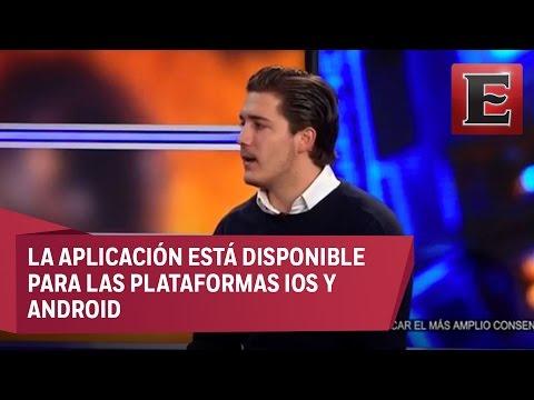 Bruno Ramos y la aplicación Swap