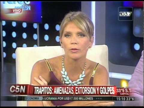 C5N -  TRAPITOS: AMENAZAS, EXTORSION Y GOLPES (PARTE 3)