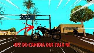 GTA MODS TESTEI A NOVA MOTO DO CANIDIA (JUAUM GAMEPLAYS V.1)