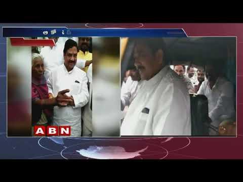 Minister Kala Venkata Rao Drives auto in Srikakulam District | ABN Telugu