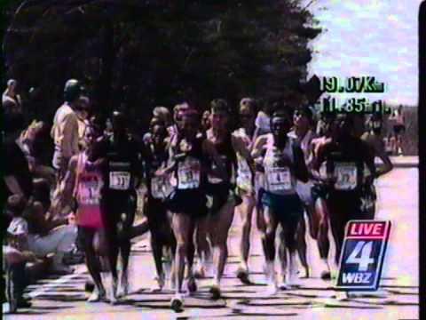1993 Boston Marathon Full