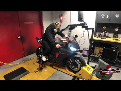 2018 Honda CBR 1000 RR   Full Dyno   Motorcycle Mall