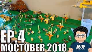 Battle of Naboo in LEGO | MOCTOBER EP.4 (2018)