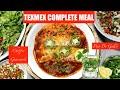 TexMex Dinner Meal Enchiladas Pico De Gallo Guacamole Mojito Video Recipe | Bhavna's Kitchen