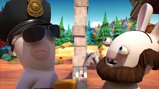 Rabbids Invasion - Checkpoint Rabbid