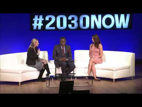 Ashley Judd and UN Population Fund Executive Director on Planning Her Own Path