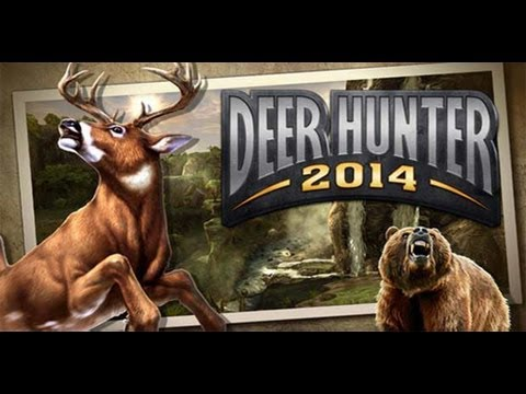 iPhone and iPad Game Deer Hunter 2014 Review and Gameplay
