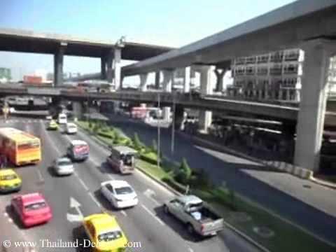 Sukhumvit Road and Bang Na Intersection, Samut Prakan, Thailand ( 6 )