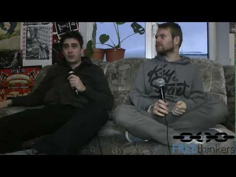 Enter Shikari interview by freethinkers.at