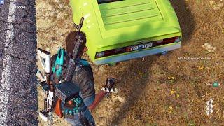 Just Cause 3 - Thí nghiệm gắn lụ đạn tên lửa vào xe hơi sẽ như thế nào?   ND Gaming