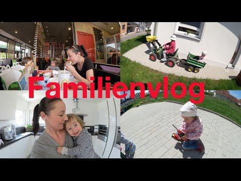 Familienvlog | Wir tun es schon wieder!!!!! | Spaß im Garten | LUMELOWU