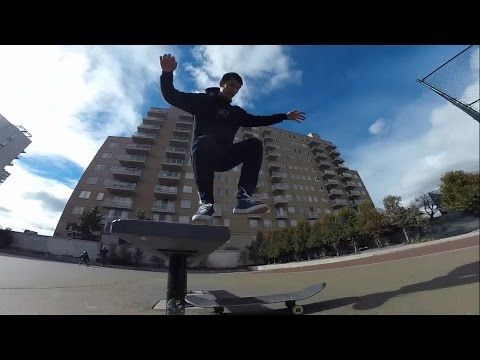 Skate All Cities – GoPro Vlog Series #068 / Spring Is Here