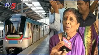 Good Response To Ameerpet - LB Nagar Metro | Hyderabad