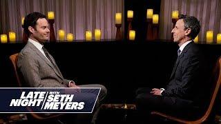 Bill Hader and Seth Clear the Air