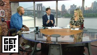 Mike Greenberg: LeBron James' move to Lakers was about basketball | Get Up! | ESPN
