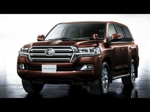 Toyota Land Cruiser 200 Launched In India At Rs. 1.29 Crores