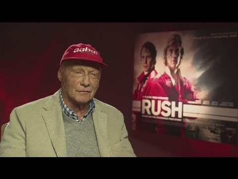 Niki Lauda: 'Drivers don't have to worry about danger anymore'
