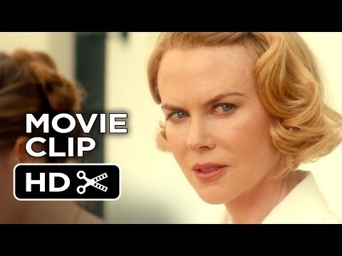 Grace Of Monaco Movie Clip - The Lunch (2014) - Nicole Kidman Movie Hd video