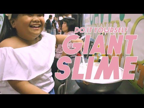 Ryzza's GIANT Fluffy Slime TUTORIAL!! thumbnail