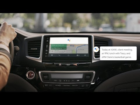 Android Auto - Maps, Media, Messaging & Voice APK Cover