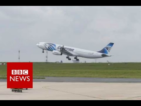 EgyptAir MS804 'wreckage has been found '- BBC News